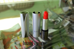 Review: Rossetti Kiko Luscious Cream - Creamy Lipstick