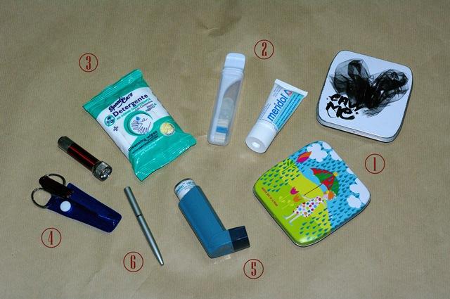 Tag cosa c'è nella mia borsa 3