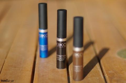 Eyeliner waterproof Kiko