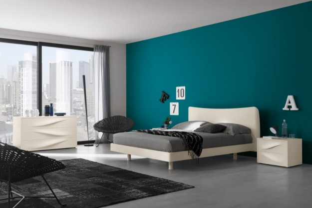 Pareti Blu. Pareti Colorate Blu In Casa With Pareti Blu. With Pareti ...
