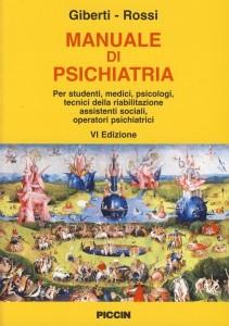 manuale psichiatria