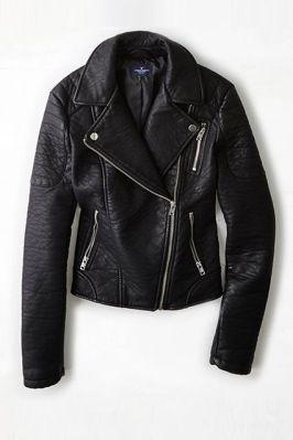 giacchino pelle