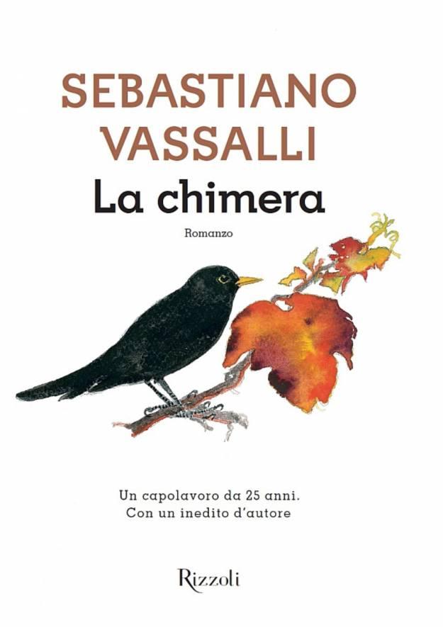 La-chimera-sebastiano-vassalli
